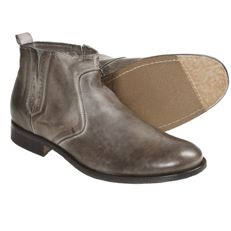 Bacco Bucci Avellino Ankle Boots - Leather (For Men) in Taupe