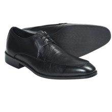 Bacco Bucci Chesner Shoes - Calfskin Leather, Oxfords (For Men) in Black - Closeouts
