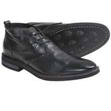 Bacco Bucci Gonzalo Ankle Boots - Leather (For Men) in Black - Closeouts