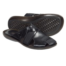 Bacco Bucci Teemu Sandals - Leather (For Men) in White