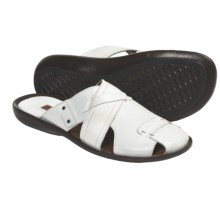 Bacco Bucci Teemu Sandals - Leather (For Men) in White - Closeouts