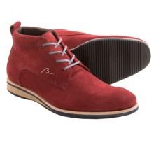 Bacco Bucci Vialli Boots For Men) in Burgundy - Closeouts