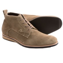 Bacco Bucci Vialli Boots For Men) in Taupe - Closeouts