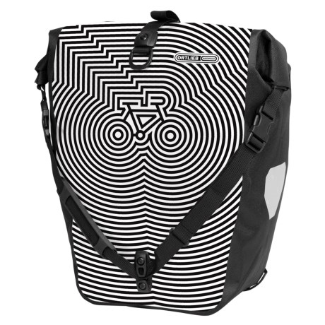 Image of Back-Roller Design Bike Pannier - Waterproof