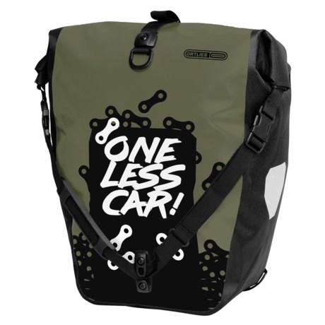 Image of Back-Roller Design One Less Car Bike Pannier - Waterproof