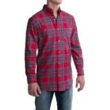 Backpacker Yarn-Dyed Flannel Shirt - Long Sleeve (For Men)