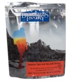 Backpacker's Pantry Jamaican Jerk Rice with Chicken - 2 Servings