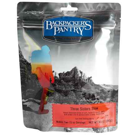 Backpacker's Pantry Three Sisters Stew - 2 Servings in See Photo - Closeouts