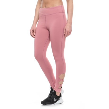 Badgley Mischka Balletic Leggings (For Women) in Blush