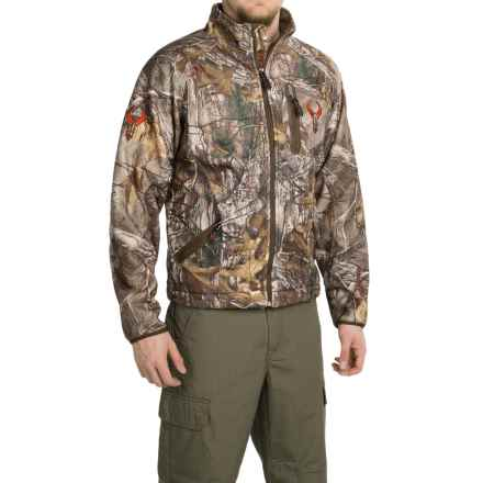 Badlands Impact Fleece Jacket (For Men) in Realtree Xtra - Closeouts