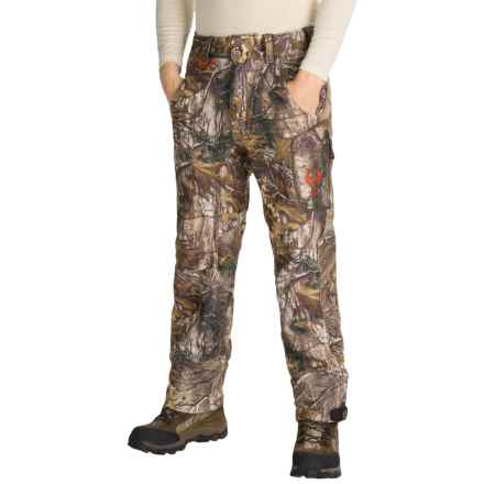 Badlands Impact Fleece Pants (For Men) in Realtree Xtra - Closeouts