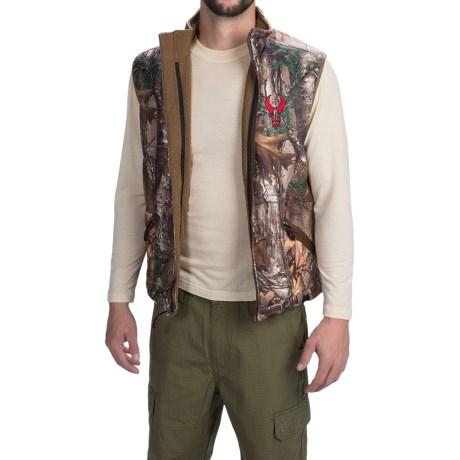 Badlands Kinetic Vest - Fleece Lined (For Men)
