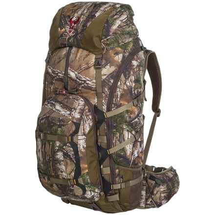 Badlands Summit Hunting Backpack - Internal Frame in Realtree Xtra - Closeouts