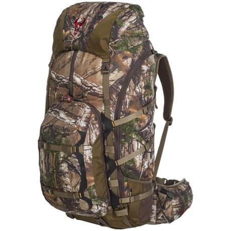 Badlands Summit Hunting Backpack - Internal Frame in Realtree Xtra