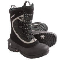 Baffin Alicia Snow Boots - Waterproof, Insulated (For Women) in Black - Closeouts