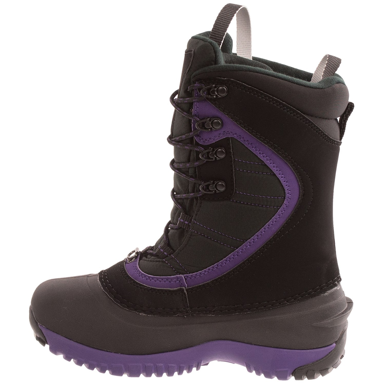 9049G_5 Baffin Alicia Snow Boots - Waterproof, Insulated