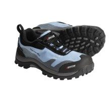 Baffin Approach Soft Shell Trail Shoes - Waterproof (For Women) in Polar Blue - Closeouts