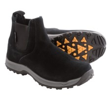 Baffin Beta Snow Boots - Waterproof, Insulated, Suede (For Men) in Black - Closeouts