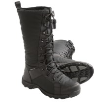 Baffin Chicago Winter Boots - Insulated (For Women) in Black - Closeouts
