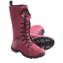 Baffin Chicago Winter Boots - Insulated (For Women) in Dark Red - Closeouts