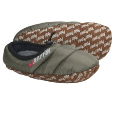Baffin Cush Slippers - Insulated (For Women) in Fern - Closeouts