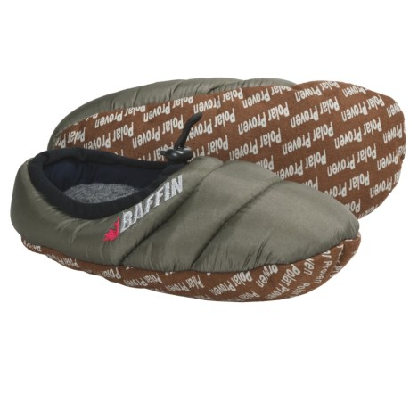 Baffin Cush Slippers - Insulated (For Women) in Fern