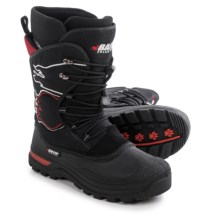 Baffin Flame Snow Boots - Waterproof (For Big Boys) in Black - Closeouts