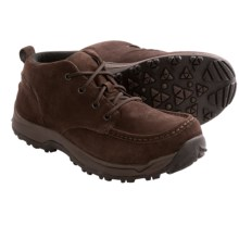 Baffin Grip Winter Shoes - Waterproof, Insulated, Suede (For Men) in Brown - Closeouts