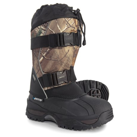 4760fd661b883 Baffin Impact Winter Boots - Waterproof, Insulated (For Men) in Realtree