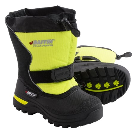 Baffin Mustang Snow Boots Waterproof (For Toddlers)