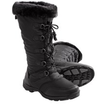 Baffin New York Snow Boots - Waterproof, Insulated (For Women) in Black - Closeouts