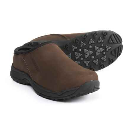 Baffin Portland Shoes - Waterproof, Leather (For Men) in Brown - Closeouts