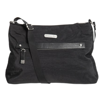 45d6f0706c Clearance. baggallini All-Around Crossbody Bag (For Women) in Black Sand -  Closeouts
