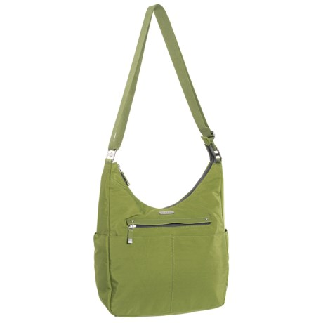 baggallini All Around Hobo Bag (For Women) in Spring Green