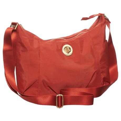 baggallini Bahia Hobo Bag (For Women) in Adobe