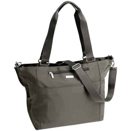 baggallini Boulevard Laptop Tote Bag (For Women) in Pewter - Closeouts