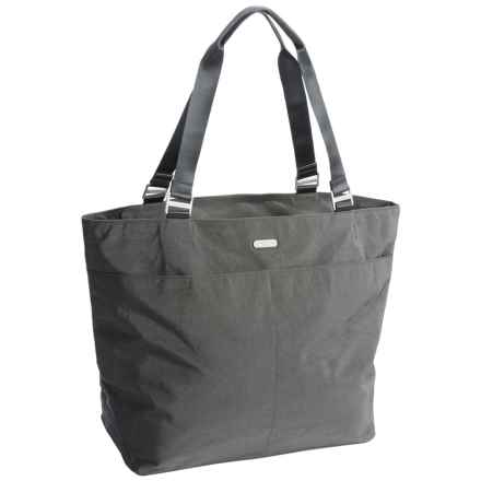 baggallini Carryall Tote Bag (For Women) in Charcoal - Closeouts