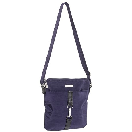 baggallini Clip Crossbody Bag (For Women) in Navy