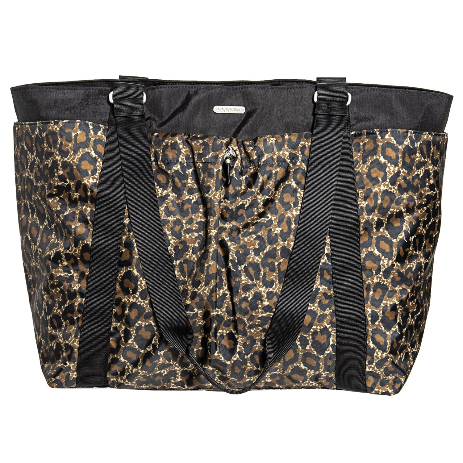ba910e8f5db baggallini Have It All Weekender Bag (For Women) in Wild Cheetah Multi .