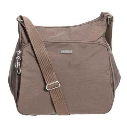 Baggallini Joey Large Hobo Bag For Women In B0220 Portobello Closeouts