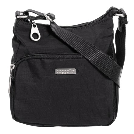 d69d5f4e6b baggallini Joey Small Hobo Bag (For Women) in Black - Closeouts