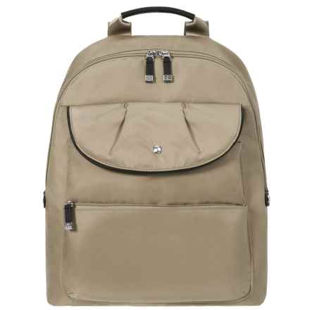 baggallini The Commuter Backpack Bag (For Women) in Straw - Closeouts