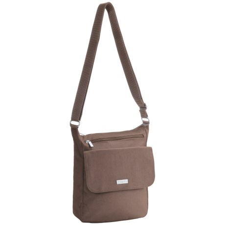baggallini Town Crossbody Bagg (For Women) in Portobello