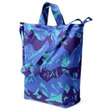 Baggu Canvas Duck Bag (For Women) in Night Mountain - Closeouts