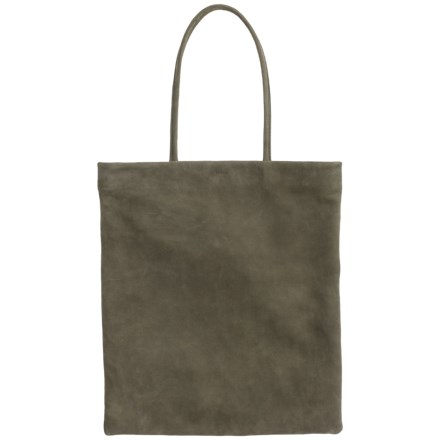 40e5fead17 Baggu Flat Tote Bag - Nubuck (For Women) in Taupe