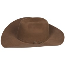 Bailey Alton Cowboy Hat - 5X Felt, Cheyenne Crown (For Men and Women) in Mesa Tan - Closeouts