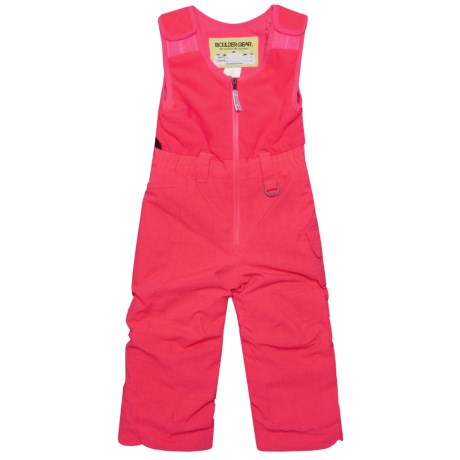 Image of Bailey Bib Snow Pants - Waterproof, Insulated (For Little Girls)