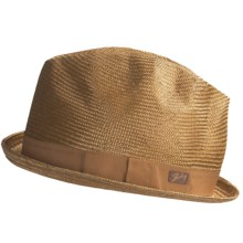 Bailey of Hollywood Alistar Fedora Hat (For Men) in Toast - Closeouts