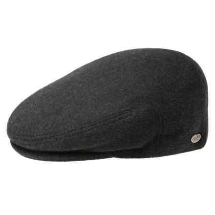 Bailey of Hollywood Cole Cap - Wool-Cashmere (For Men) in Grey - Closeouts