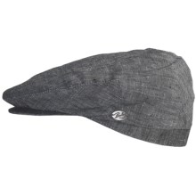 Bailey of Hollywood Jack Ivy Cap (For Men) in Chambray - Closeouts